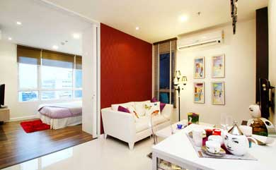 the-bloom-sukhumvit-71-1-bedroom-for-sale